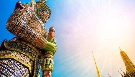 Bangkok, Koh Samui  e Koh Pha Ngan - Thailandia