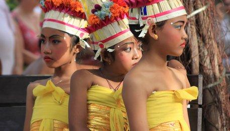 Bali, Ubud  e Kura Kura - Indonesia