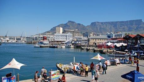 Frammenti d'Africa  e Mauritius - Sudafrica