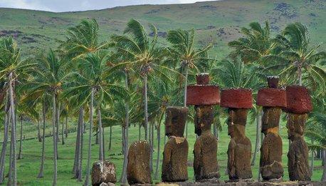 Cile, Isola di Pasqua  e Polinesia - Cile
