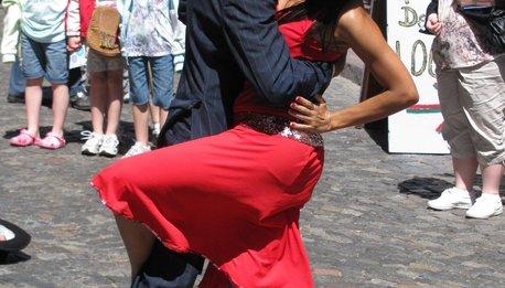 Tango e Samba  Argentina e Brasile - Argentina