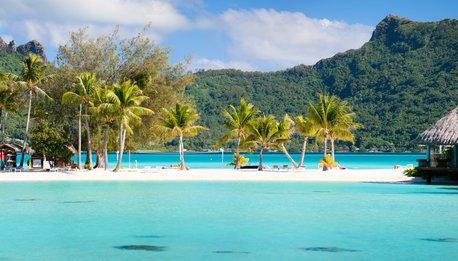 New York, Moorea  e Bora Bora - Polinesia Francese
